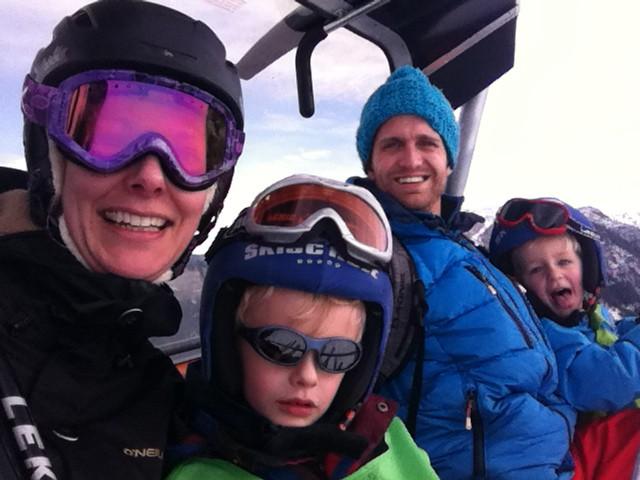 Gezinsvakantie wintersport