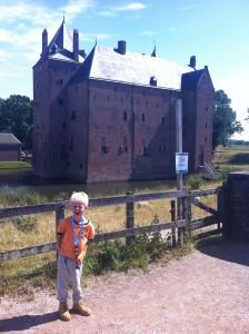 Bezoek Slot Loevestein Krokusvakantie