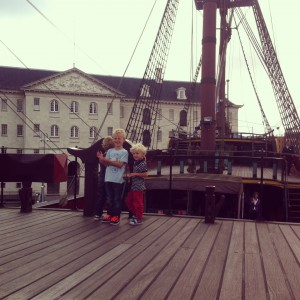 Scheepsvaartmuseum Amsterdam