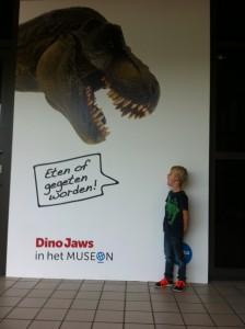 Museumbezoek Museon Krokusvakantie