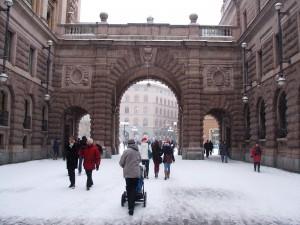 Stedentrip met kind Stockholm
