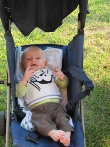 Eerste zomervakantie met baby