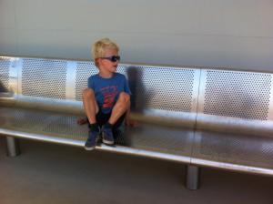 Met kinderen naar Texel