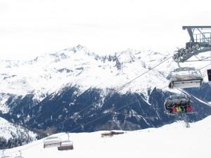 Skigebied Sankt Jakob im Defereggental