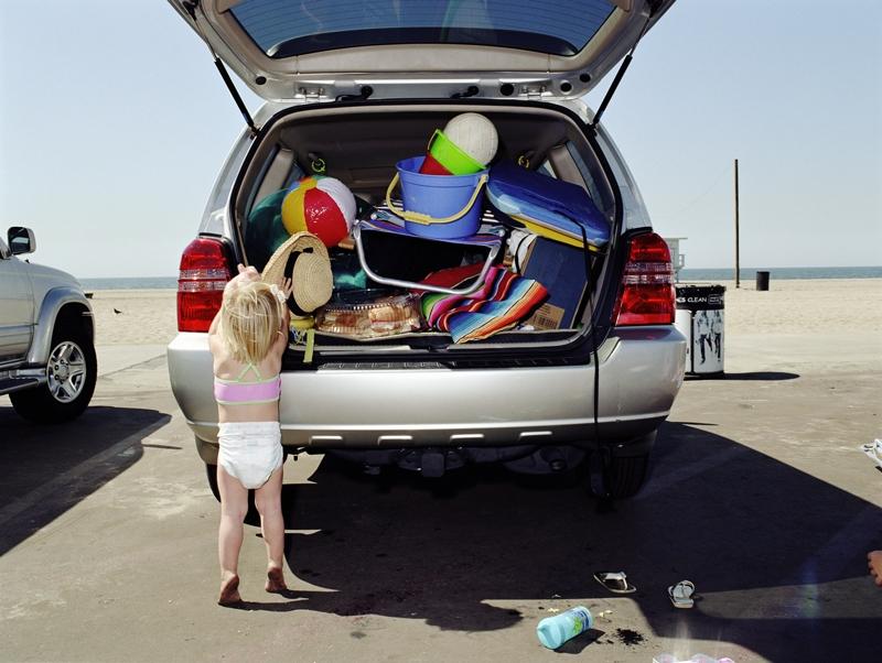 meenemen op vakantie met kind
