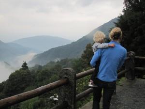 Berwandelen met kinderen in Italie