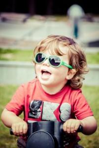 Zonnebril voor kind kopen
