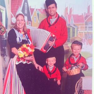 Dagje Volendam met kinderen