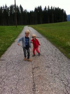 Met kinderen op vakantie naar de Lungau