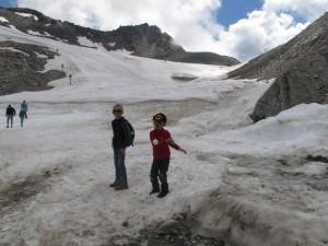 Mölltaler gletsjer, Karinthië